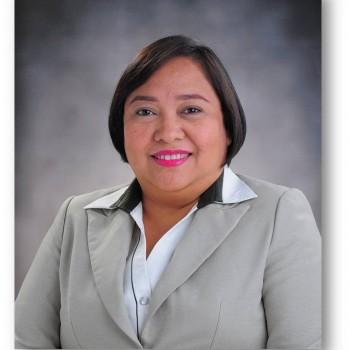 Mrs. Maria Melani Barquilla, RP, RPM