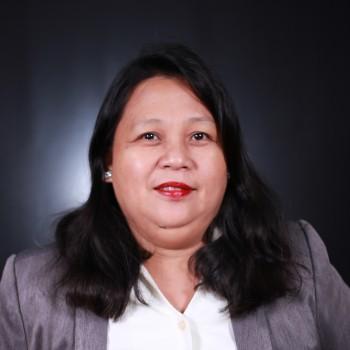 Mrs. Alma P. Pagdalian