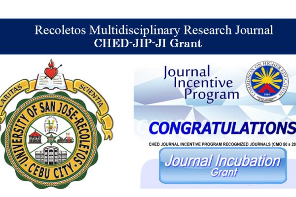 CHED USJ-R JIP Grant