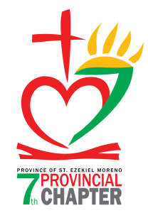 The official logo of the 7th Provincial Chapter