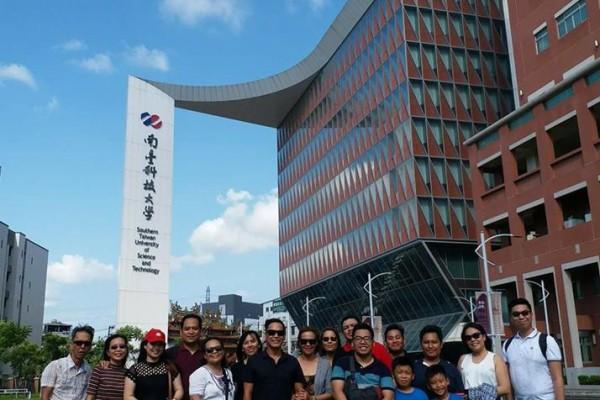 CICCT visits Taiwan Universities