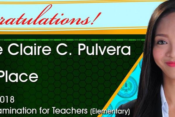 Dianne Claire C. Pulvera