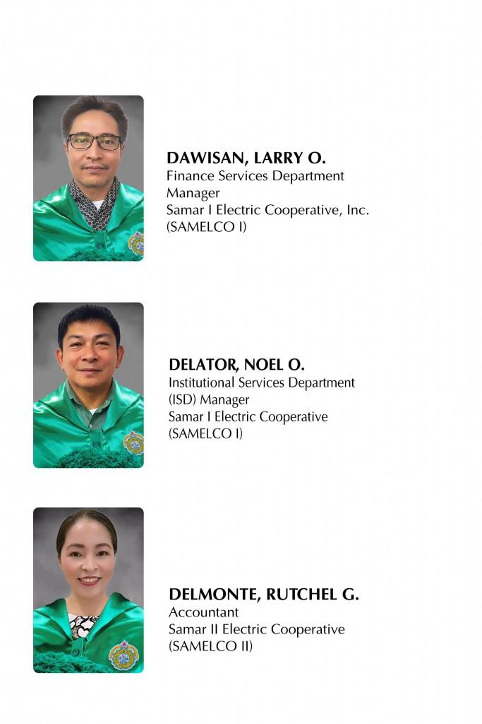 USJ-R MBA Region 8