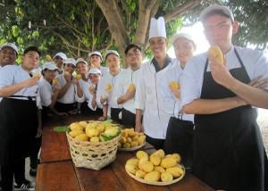 biggest mango dessert in the world