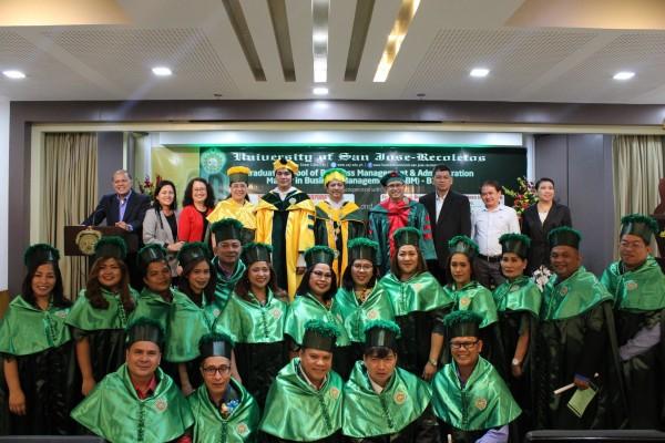 MBM Graduation FRECOR 8 Renagmec