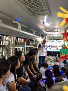 USJ-R ecobus Cebu