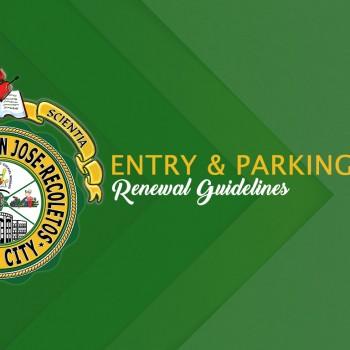 USJR parking renew