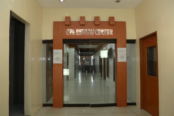CPAR entrance