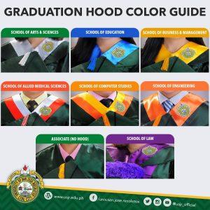 USJ-R Hood Guide for Graduates