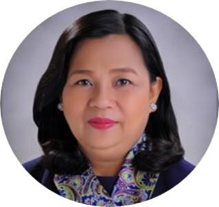 Mrs. Alma P. Pagdalian, RL, MSLS